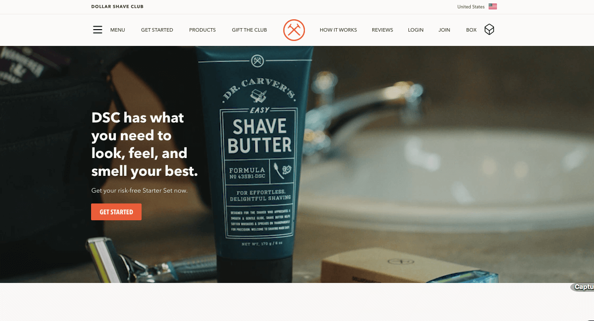 Dollar Shave Club Value Proposition
