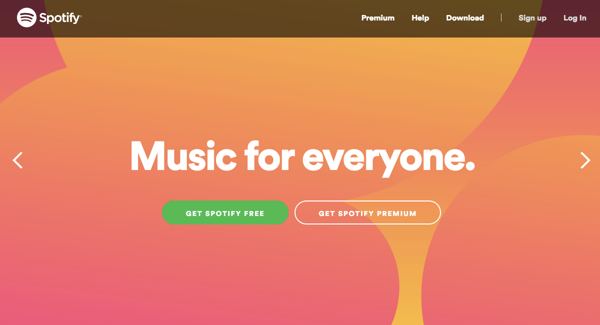 Spotify Value Proposition